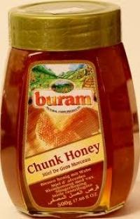 Echte honing 500 gram