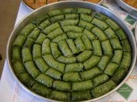 Sarma Baklava met pistaches