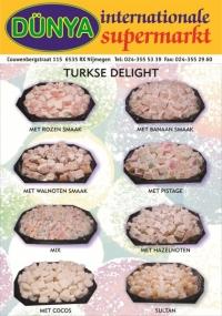 Turks fruit varianten