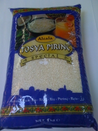 Tosya Rijst